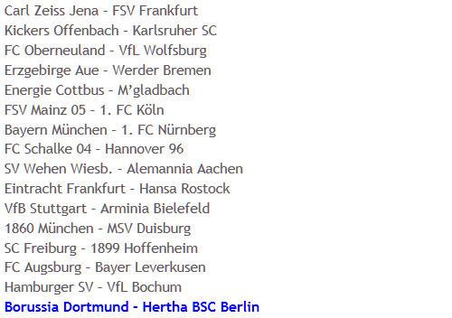 DFB-Pokalauslosung Glücksfee Linda Bresonik Hertha BSC Borussia Dortmund