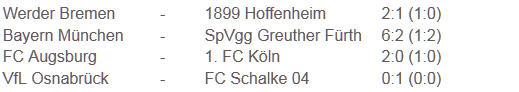 DFB-Pokal Plastikbällchen