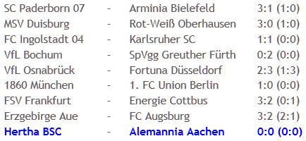Hertha BSC Alemannia Aachen Schiedsrichterin Bibiana Steinhaus 2010-10-05
