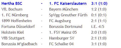 Hertha BSC 1. FC Kaiserslautern Rainer Widmayer DFB-Pokal 2011