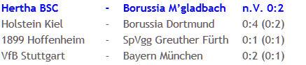 Hertha BSC Borussia M'gladbach DFB-pokal Igor de Camargo Kopfstoß 2012-02-10