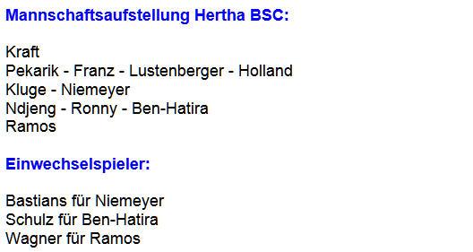 Nico Schulz für Änis Ben-Hatira