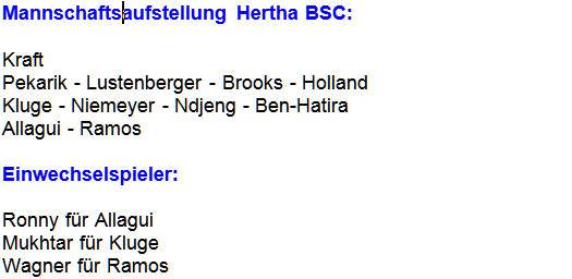 Adrian Ramos Kopfballtor Hertha BSC1860 München