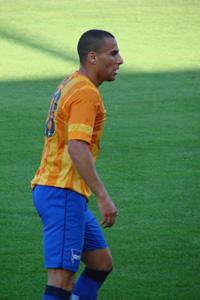 Änis Ben-Hatira Hertha Testspiel Belgrad