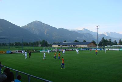 Hertha Testspiel Österreich Sommer 2013