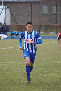 Änis Ben-Hatira Hertha BSC TSG Neustrelitz