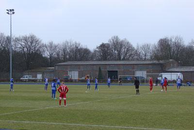 Testspiel Hertha BSC TSG Neustrelitz
