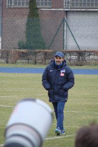Jos Luhukay Hertha BSC TSG Neustrelitz