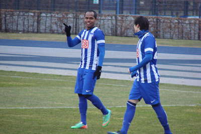 Ronny Nico Schulz Hertha BSC TSG Neustrelitz