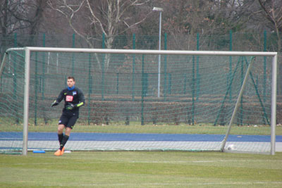 Rune Jarstein Hertha BSC TSG Neustrelitz