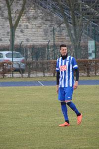 Sandro Wagner Hertha BSC TSG Neustrelitz