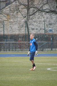 Sascha Burchert Hertha BSC TSG Neustrelitz