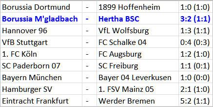 Borussia Mönchengladbach Hertha-Trainer Jos Luhukay