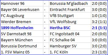TSG 1899 Hoffenheim - Hertha BSC Vedad Ibisevic Maskenmann