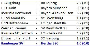 Patzer Marvin Plattenhardt Hamburger SV Hertha BSC