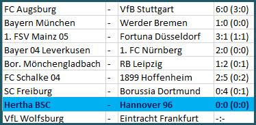 Verletzung Niklas Stark Hertha BSC - Hannover 96