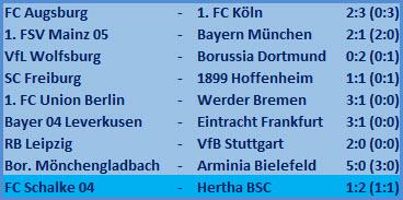 Matchwinner Jessic Ngankam FC Schalke 04 - Hertha BSC - 1:2